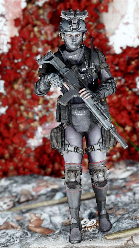 MW Roze at Fallout 4 Nexus - Mods and community