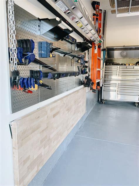 Garage Organization Kelowna by Affordable Easy To Install Garage Organization Options