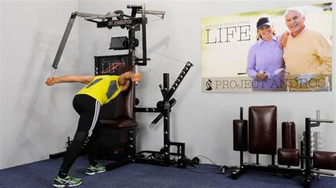 lever seated reverse fly on pec deck