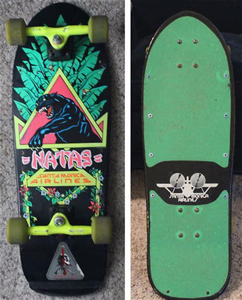 Natas Kaupas Deck Ebay by Skate Noize Natas Kaupas