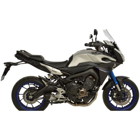 sangle pot d echappement pot d echappement leovince lv one yamaha mt 09 tracer echap moto