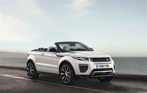 range rover evoque cabrio aut luxury cars barcelona