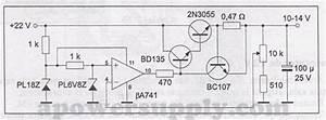 12v Power Supply Circuits