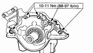 2000 Ford Escort Removal Diagram