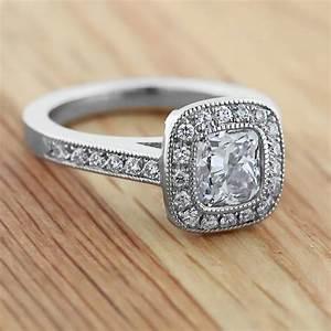 Vintage inspired wedding ring sets different navokalcom for Vintage wedding rings sets