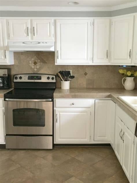 easier   paint kitchen cabinets  call