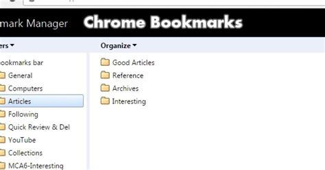 chrome tag bookmarks
