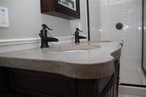 bathroom vanity concrete bathroom vanities sinks countertops Concrete