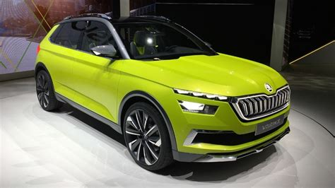 Skoda Vision X Concept The Swiss Army Knife Tech2