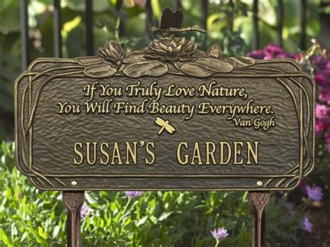 garden plaques images frompo 1