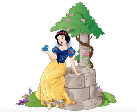 Snow White Clipart Well Clipart Snow White Pencil And In Color Well Clipart