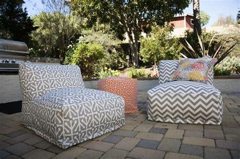 Sitzsack Garten Outdoor Grijzemuren