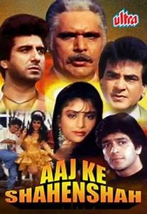 Aaj Ke Shahenshah (1990) Full Movie Watch Online Free ...