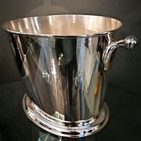 Chrome Wine/Champagne Ice Bucket