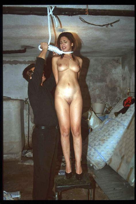 Hanged Girls Satanic 666 Devil Blasphemous Ev
