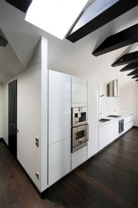 appartement cuisine americaine idee cuisine americaine appartement 32 decoration
