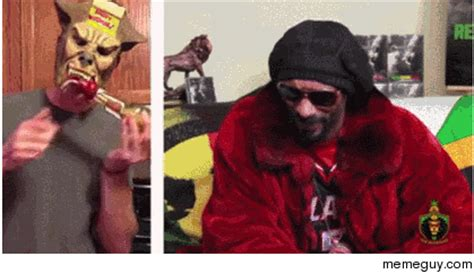 Beer Bong Meme - the beer bong snoop approves meme guy