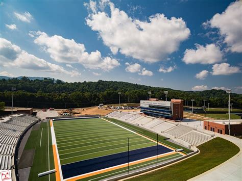 Look East Tennessee State Football Stadium  Pictures