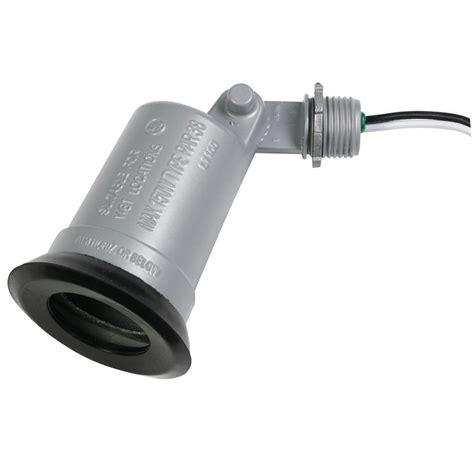 bell outdoor weatherproof led swivel lholder ll1000s