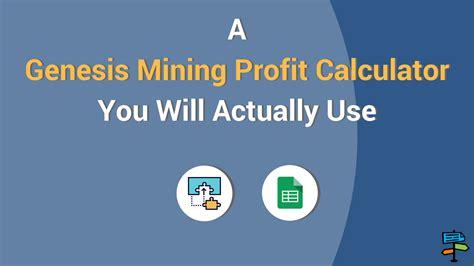 genesis mining profitability is genesis mining worth it a genesis mining profitability