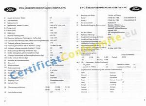 Certificat De Conformité Mercedes : certificat conformit ford coc france ~ Gottalentnigeria.com Avis de Voitures