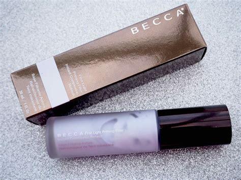 becca first light tämän hetken hittituote becca first light priming filter