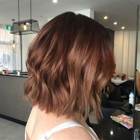 Chestnut Colour Hairstyles by Picture Of Chestnut Color Looks Amazing On Hair