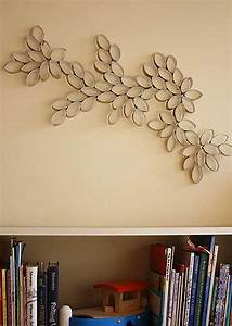 28 diy wall art toilet paper rolls projects to enhance With toilet paper roll wall art