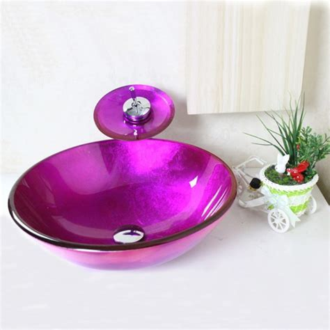 Faucets   Sink and Faucet Sets   Victory Round Purple