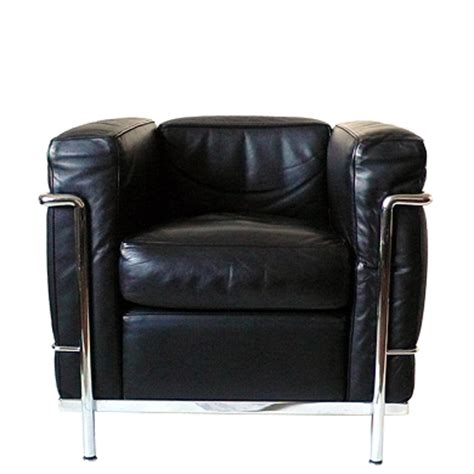 detail sofa sessel le corbusier perriand jeanneret lc2 fauteuil grand