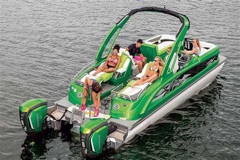 pontoon boats boatus magazine