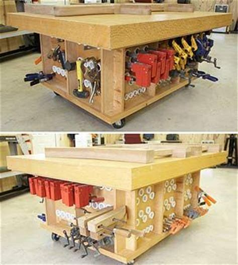 workshop clamp designs gluing tables images