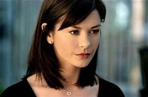 Catherine Zeta Jones Blunt Haircut Catherine Zeta Jones