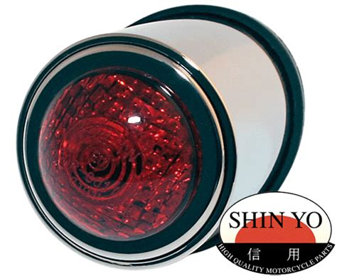 Shin Yo Old School Type 1 Led Rear Stop And