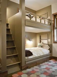 Lit Superposé Escalier : les 20 meilleures id es de la cat gorie lits superposes d ~ Premium-room.com Idées de Décoration