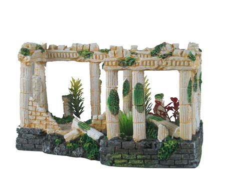 ancient ruins fish tank decorations ancient ruins ornament for aquarium fish tank