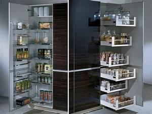 Armoire Rangement Cuisine : cuisine am nagement et d coration de votre cuisine ~ Teatrodelosmanantiales.com Idées de Décoration