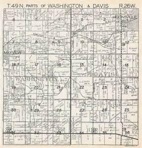 Lafayette County Missouri Plat Map