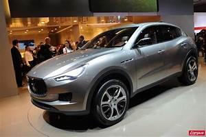 Maserati Prix Neuf : actualit maserati kubang l argus ~ Medecine-chirurgie-esthetiques.com Avis de Voitures