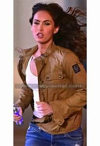 Megan Fox Teenage Mutant Ninja Turtles 2 April Jacket