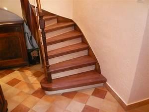 Marche Bois Escalier : escalier bois aflopro styl 39 stair ~ Premium-room.com Idées de Décoration