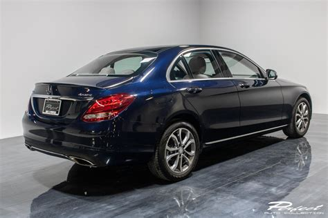 Motivated by a turbocharged 2.0 liter 4 cylinder that offers 241hp connected to a 7 speed automatic transmission. Used 2016 Mercedes-Benz C-Class C 300 4MATIC For Sale ...