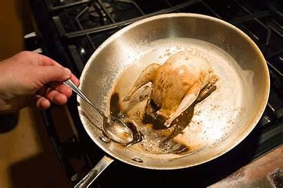 Roast Partridge Pan Holly Honest Butter Cook