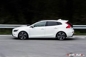 Avis Volvo V40 : essai volvo v40 t5 r design sport ~ Maxctalentgroup.com Avis de Voitures