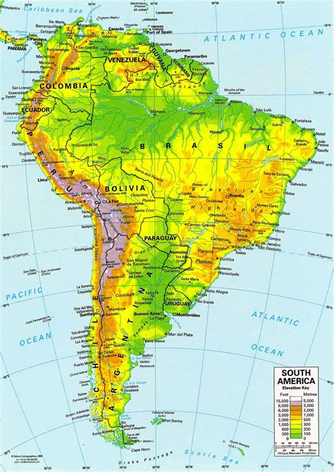 south america  maps zoom maps