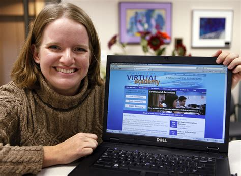 virtual schools booming  states mull warnings