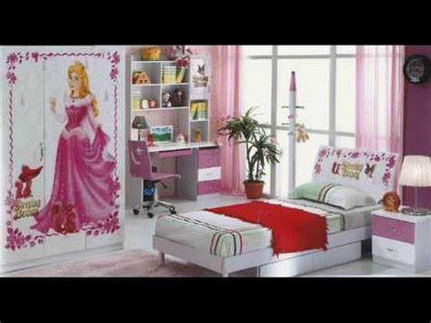 chambre a coucher fille