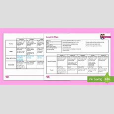 Editable * New * Recap Level 3 Lesson Plan  Level 3 Week 11