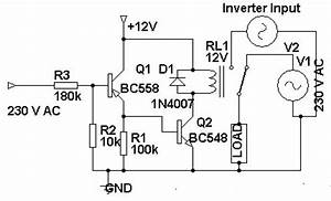 230 volt ac to inverter switchingcircuit repository With 230volt led circuit