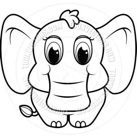 elephant clipart black and white best elephant clipart black and white 28170
